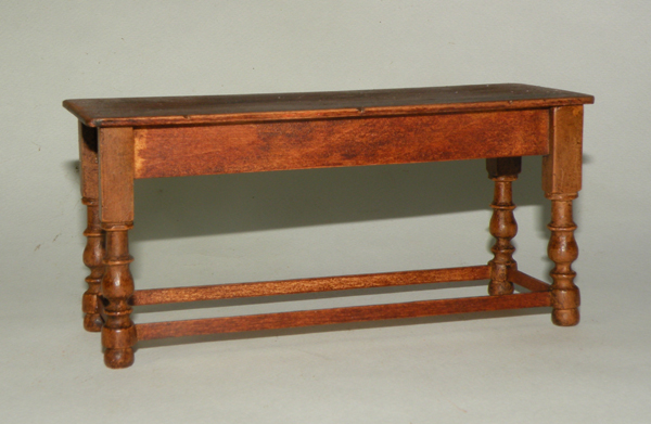 Miniature Traditional Sofa Table - Click photo to order